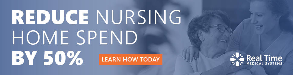 Reducing nursing home spend by 50%: Learn how today