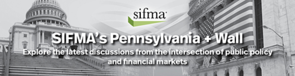 Explore the latest discussions from the intersection of public policy and financial markets