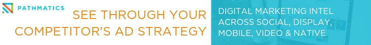 See Through Your Competitor's Ad Strategy With Cross-Channel Marketing Intelligence