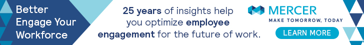 Get 25 years of insights to help shape your employee engagement for the workforce of tomorrow.